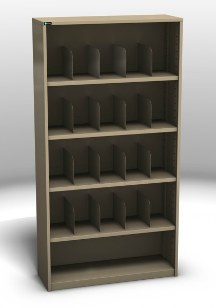 Fineline Shelf With Dividers