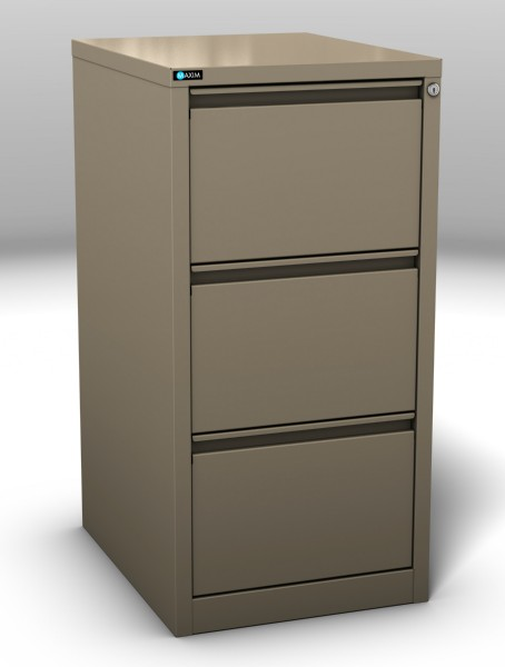Ultra Glide Filling Cabinet 3 Drawer