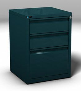 Compact Cabinet 3 Drawer