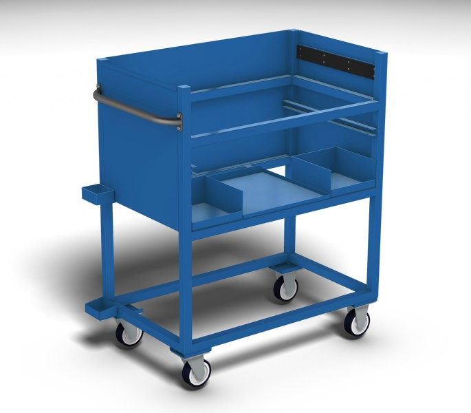 Custom Tool Trolley