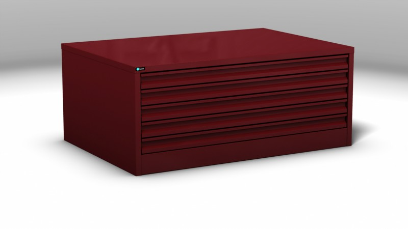 Maxim Filing Systems - Plan Cabinet